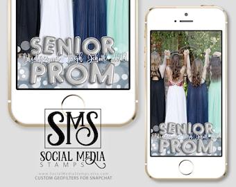 Snapchat Geofilter Prom Snapchat Geofilter, Senior Prom, High School Prom Decoration, Prom Geofilter, High School Senior, Prom party