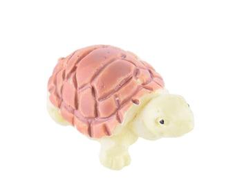 MINIATURE resin: 2cm Brown tortoise