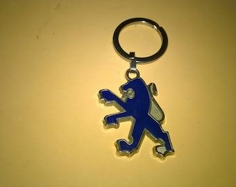 551) key Peugeot France