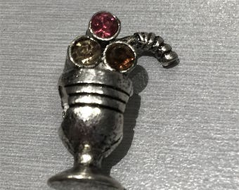 "Metal bead ""Cup ice"""