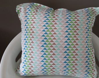 Geometric 35 x 35 cm Cushion cover