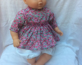 Liberty blouse doll 42 cm