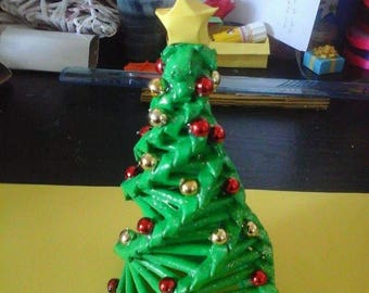 Christmas small tree for a table decoration