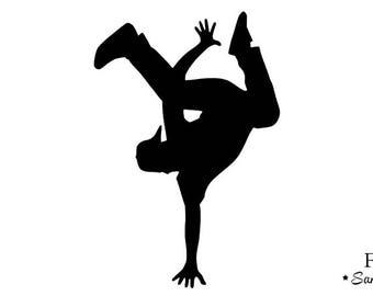 dancer hip hop street Thermo flex