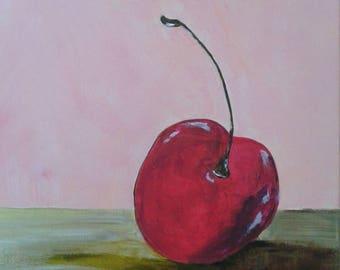 """Canvas """"Cherry"""""""
