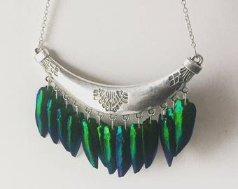 Elytras Necklace - Osmose
