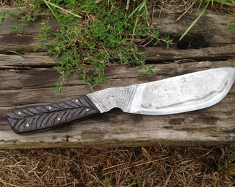 Hand Forged Knife