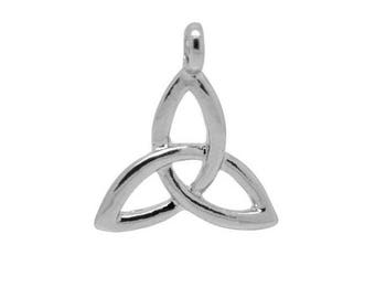 5 charm triangle knot of Sidhe sign 23x20mm within 15 days