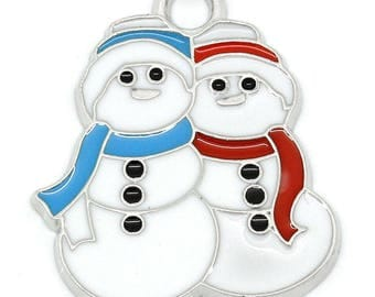 1 charm of Christmas Snow within 15 days