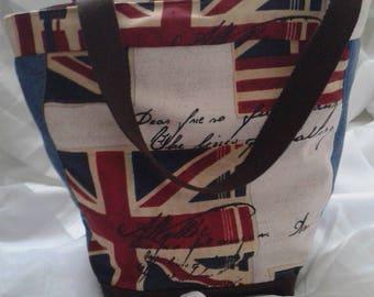 English hand bag