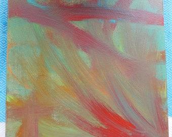 Streaky Abstract