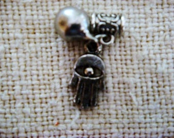 Handmade and Bell charm