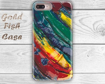 Colorful Pastel Iphone 7 Case Colorful iPhone 7 Case iPhone 6 Plus Pastel iPhone 7 Case Paint iPhone 6 Case iPhone 5 Case iPhone 7 Plus s072