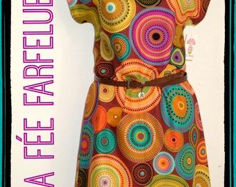 Last dress ethnic MUST 42