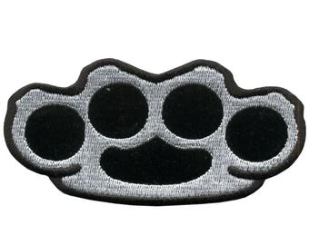 Brass Knuckles Patch