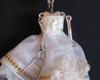 Beautiful Keychain, bag Sydounette 07