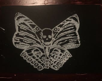 My Own Glass Butterfly Edition 2