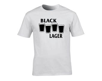 Black Lager, Beer Lover, Craft Beer Shirt