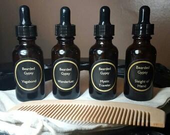 Bearded Gypsy Beard Oil