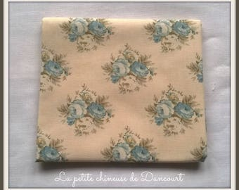 Lizzie Teal Tilda fabric coupon