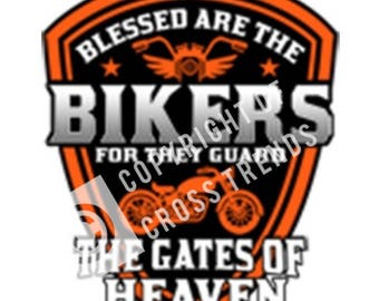 Blessed are the Bikers