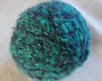 Heather Blue Cat ball