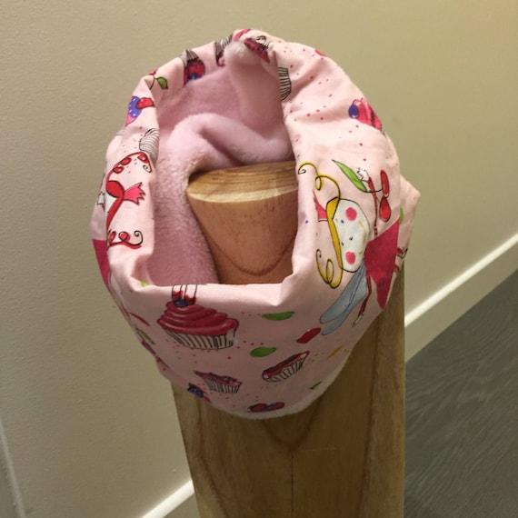 Pink fairies Snood/Choker