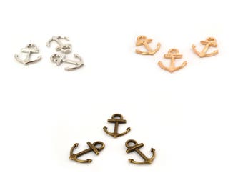 3 anchors Navy colors