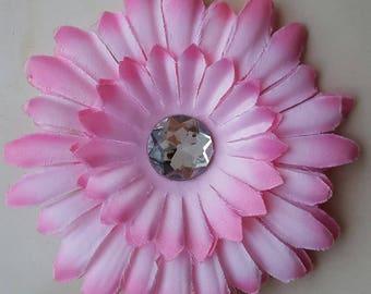 set of 2 appliques flowers 11cm