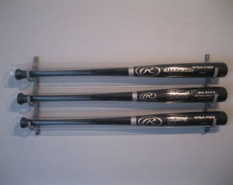 3bat Rack Metal - Baseball Bat Display Rack