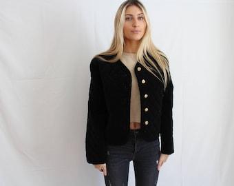 quilted Worthington jacket
