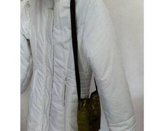 Satchel bag by Golden patterns BAGART polyester