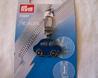 Pull for zipper, self (482172) pattern