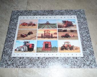 Case IH 1993 Farm Equipment Buyers Guide