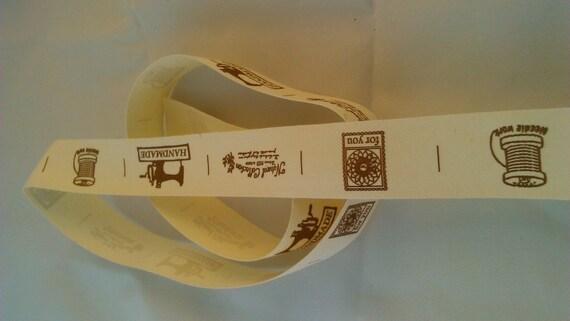 Twill tape cotton 3 sewing pattern