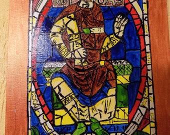 Rehoboam. King of Judah from 10th century BC av