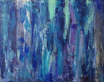 Aurora -- Original Abstract Painting
