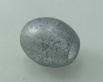 Olive polaris 20 x 22 mm grey marble