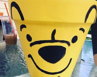 Winnie Flower pot