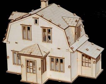 Dollhouse kit Dora