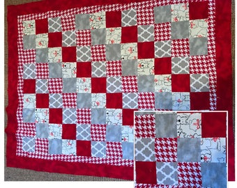 Scotty the Dog Quilt / Blanket
