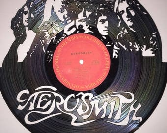 Aerosmith Vinyl Art-Wall Decor