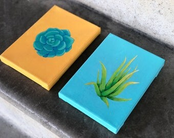 Cute Plant Painting Set