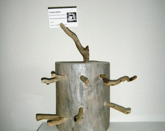 Driftwood, unusual diversion jewelry holder