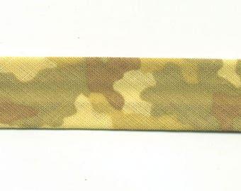 Bias Camouflage military Beige sand