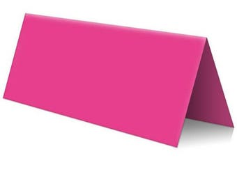 Mark up fuchsia blank 8.5 x 8 cm - set of 5 - Clairfontaine 210 Gr - new