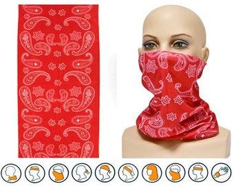 Multifunctional infinity scarf