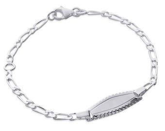 Mixed chain Silver 925/000 16 cm bracelet / 53185916
