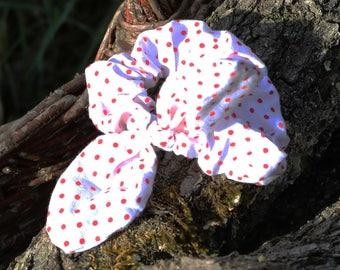 Fabric bow vintage darlings