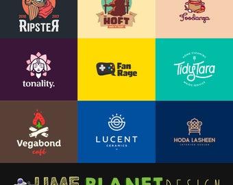 Brand Logo, Unique Logo, Shop Logo, Branding Logo, Logos, Photography Logo, Luxury Logo